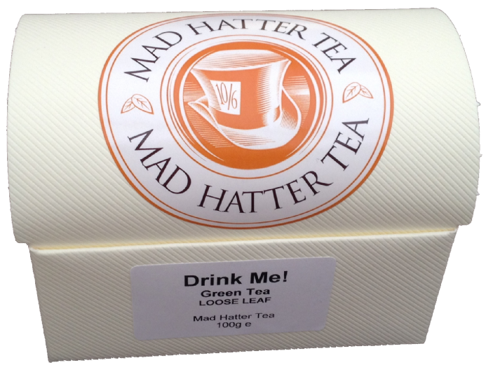 Mad Hatter Tea: Green 100g